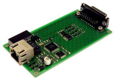 CNT01 Quad Quadrature Encoder