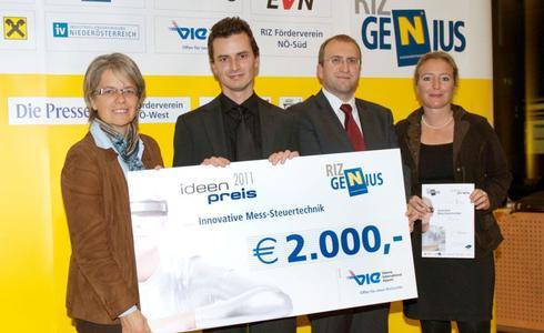 GENIUS Award 2011